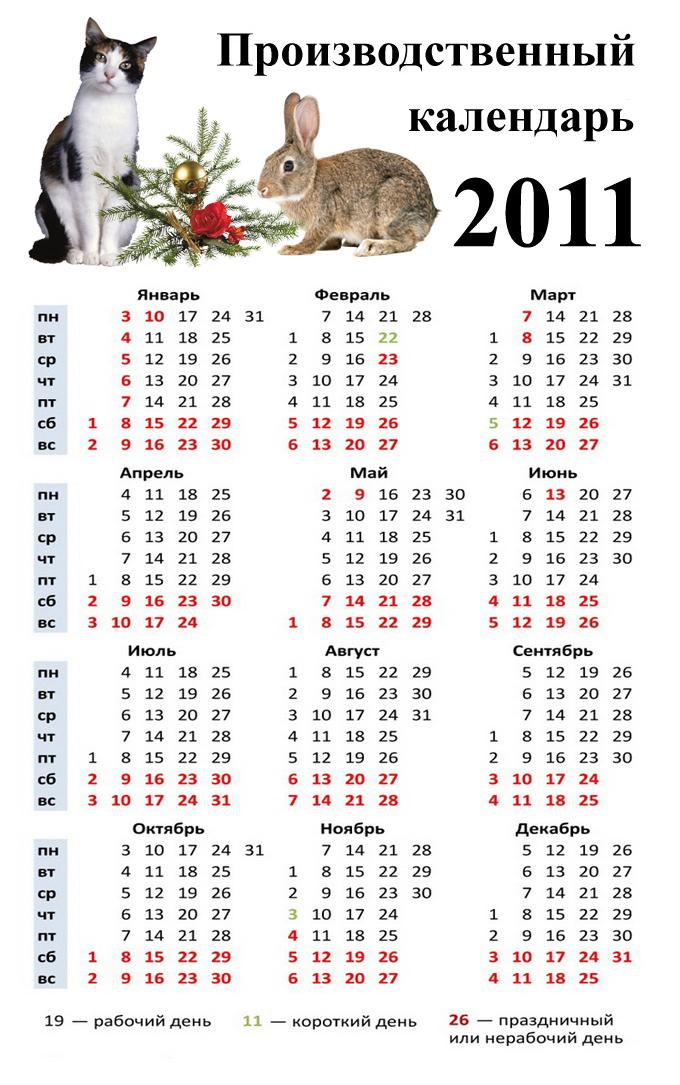 Год кота на 2011 год